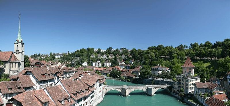 Treintickets naar Bern
