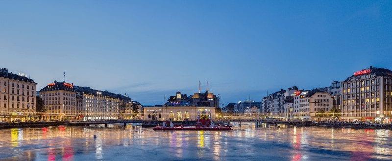 Trein Geneve