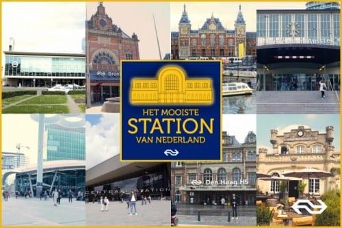Mooiste station Nederland