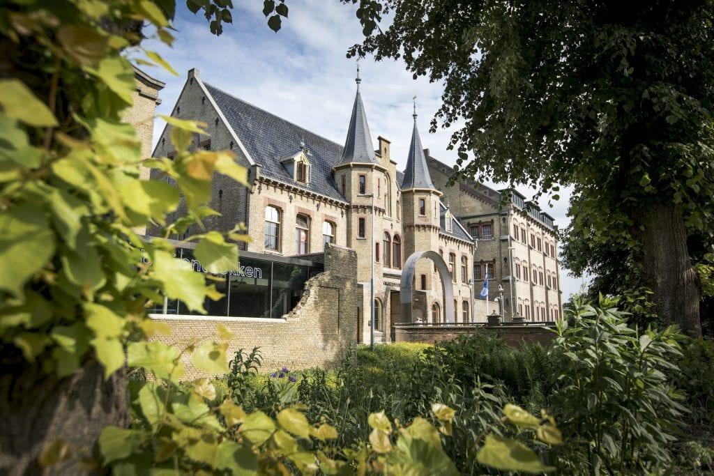 Blokhuispoort in Leeuwarden