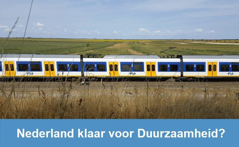Gemeente Den Haag kiest voor internationale trein