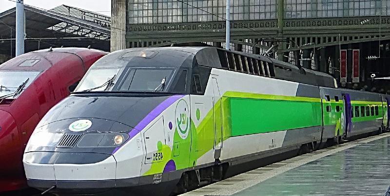 Izy trein