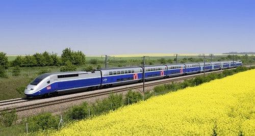 Met de TGV naar Straatsburg