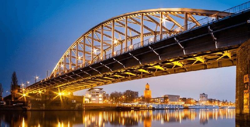 Trein Arnhem