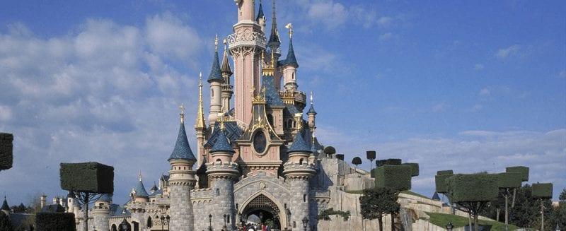 Met trein naar Disneyland Parijs