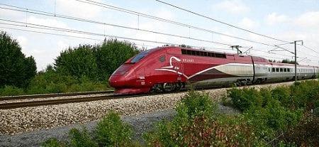 Trein Zuid Frankrijk