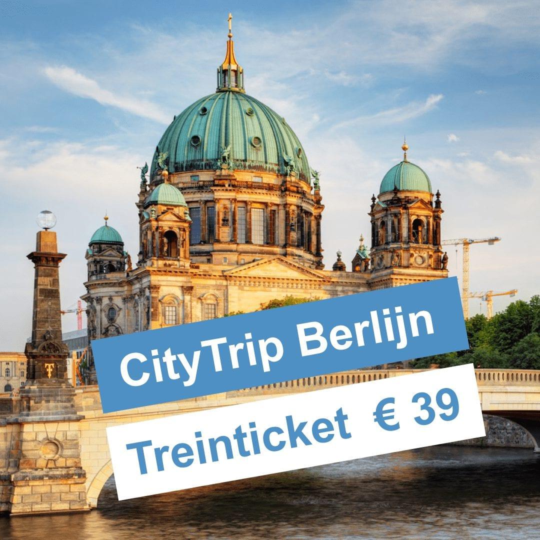 Treintickets Berlijn