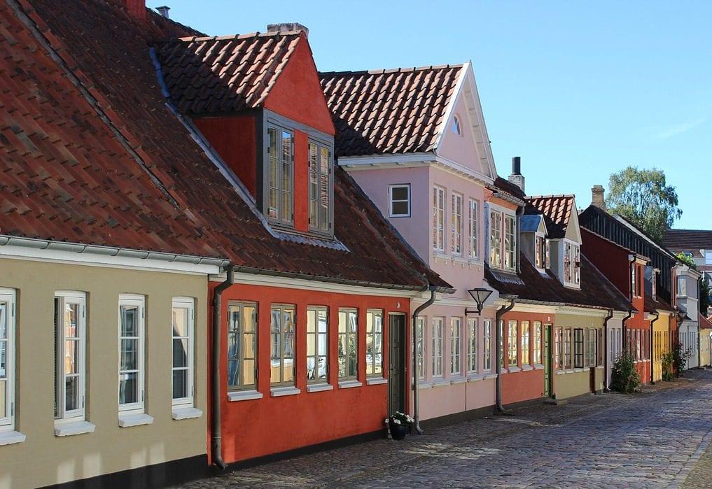 Treinticket Odense