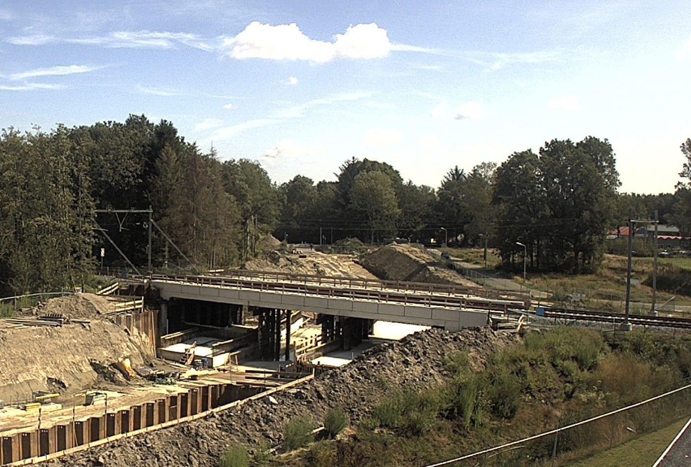 Spoorbrug Assen