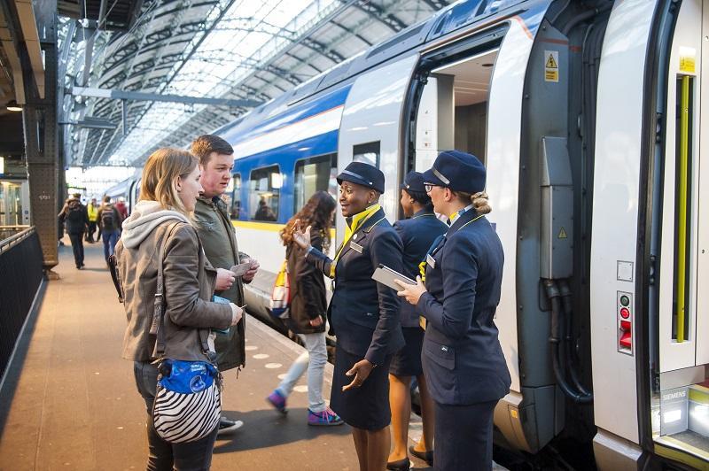Eurostar Londen actie