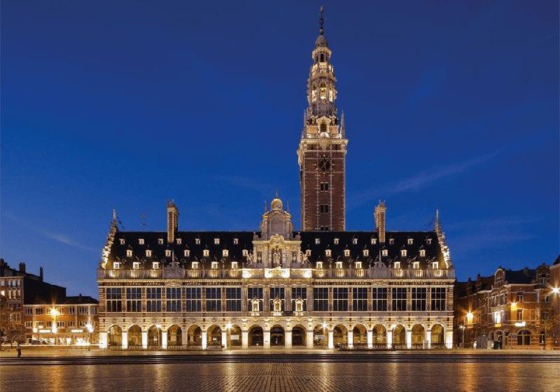 4 mooiste steden in België