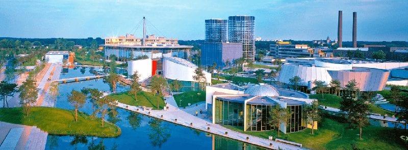 InterCity Berlijn naar Wolfsburg