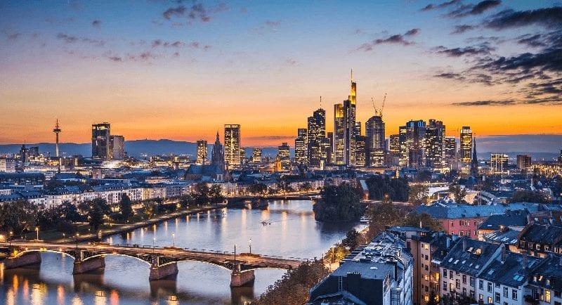Trein Frankfurt