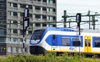 Goedkoop treinkaartje voor 65 plus met korting