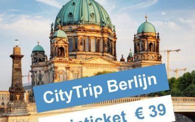 Alles over: Trein naar Berlijn