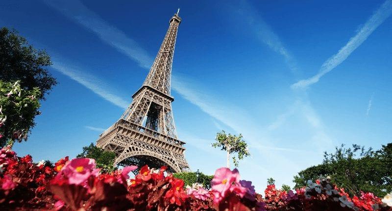 Trein Parijs