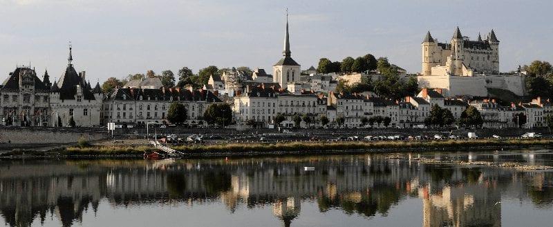 Trein naar Angers