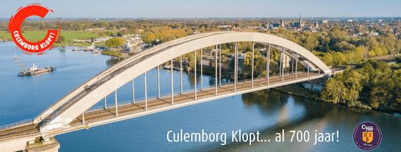 Trein naar Culemborg Klopt