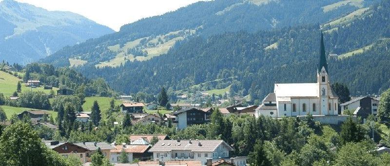Trein naar Kirchberg
